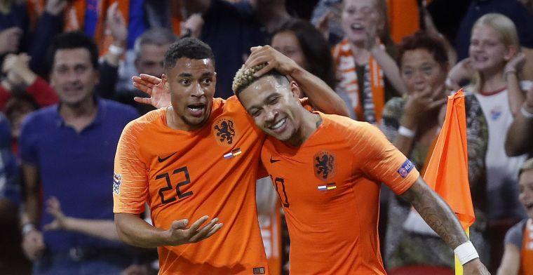 'Nieuw' Oranje boekt eclatante zege: 'Alsof het ene moer uitmaakt hoe!!'