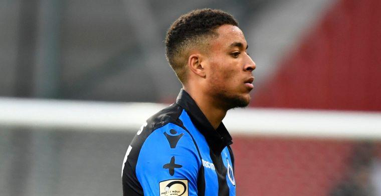 Danjuma: Een van de redenen waarom ik voor Club Brugge koos