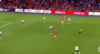 Imagen: VÍDEO   Se confirma la goleada 'oranje'; Wijnaldum hace el tercero (3-0)
