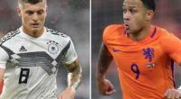 Imagen: OFICIAL   Los onces de Holanda y Alemania para el partidazo de la Nations League