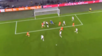 Imagen: VÍDEO   Holanda se adelanta con un remate a puerta vacía de Van Dijk