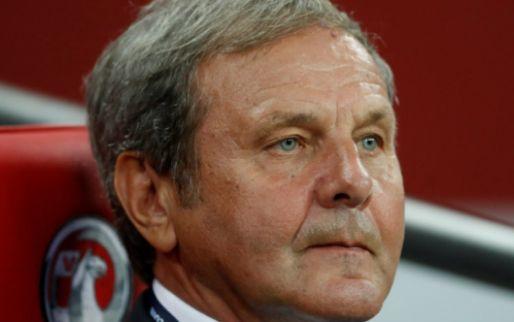 Afbeelding: Verrassing in Slowakije: bondscoach vertrekt na dramatische Nations League-start