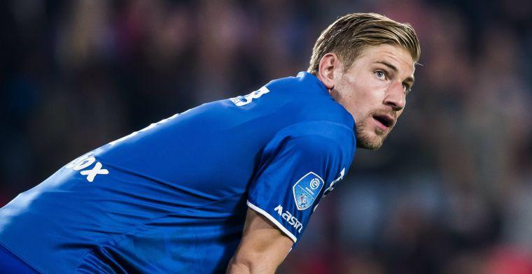 PSV-aanwinst Unnerstall 'beter dan Zoet': 'Ik denk dat hij gaat keepen'