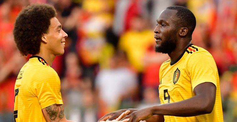 """Witsel over Nederland: """"Geen vriendschappelijke wedstrijd"""""""