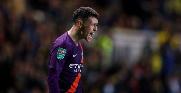 'Man City dreigt 'exceptioneel talent' voor bijzonder lage som te verliezen'