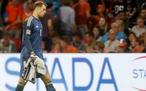 Afbeelding: Matthäus adviseert keeperswissel bij Duitsland: 'Hij verdient nu de kans'
