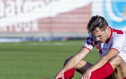 Afbeelding: 'Afgerekend op één wedstrijd': 'Ik had een goede back kunnen zijn voor Feyenoord'