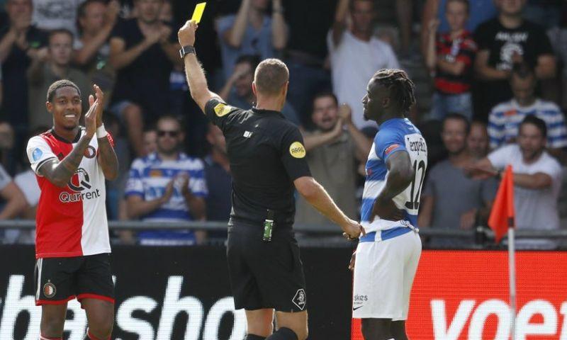 Afbeelding: 'Als ik geen rode kaart pak, had ik nu waarschijnlijk nog bij Feyenoord gespeeld'