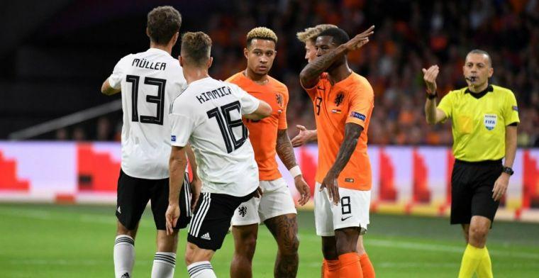 'Het kan zomaar dat Oranje tegen België een oorwassing krijgt en dan weg euforie'