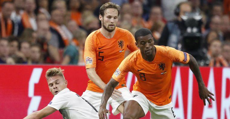 Bekritiseerde Oranje-middenvelder: 'Dacht dat het altijd aan mij of Strootman lag'