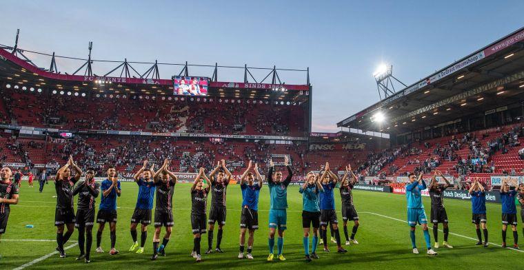 FC Twente stuurt MVV-fans terug naar huis: 'Iedereen wist van de afspraken'