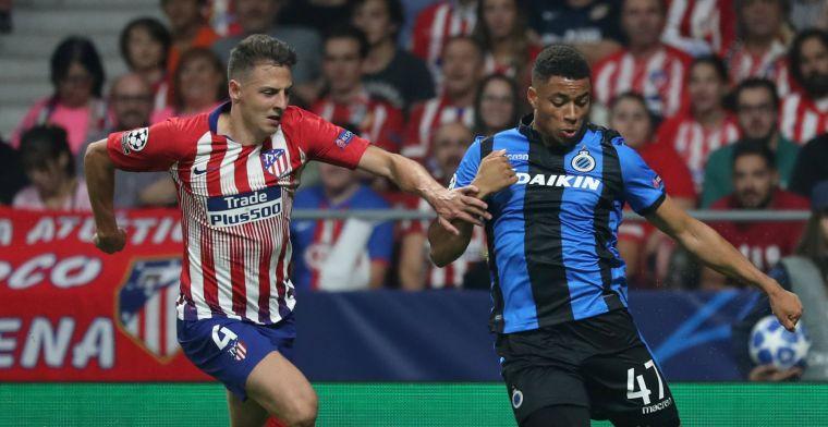 'Ongelukkige Arias denkt na 38 speelminuten in Primera Division aan vertrek'