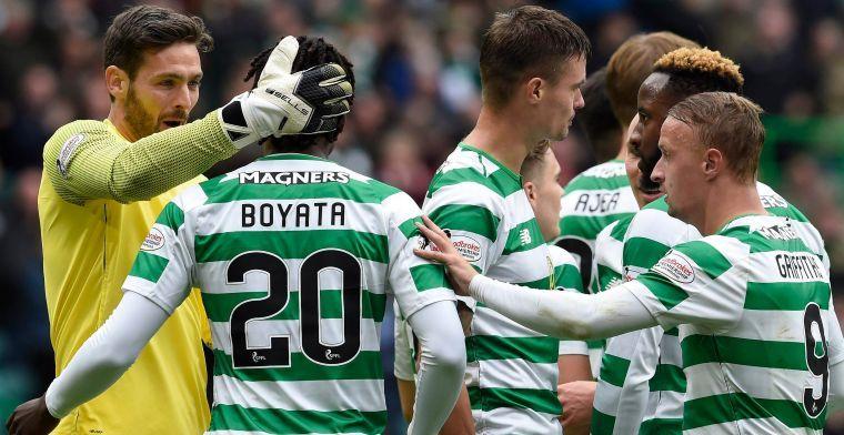 'Celtic geeft de hoop op: vertrek van Boyata in januari een optie'