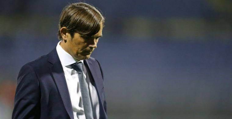 'Jansen zoekt namens Cocu contact met Engelse club in aanloop naar breuk'