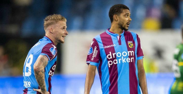Vitesse-aanwinst zegt Gerrard af: Mason scheurde de Eredivisie uit elkaar