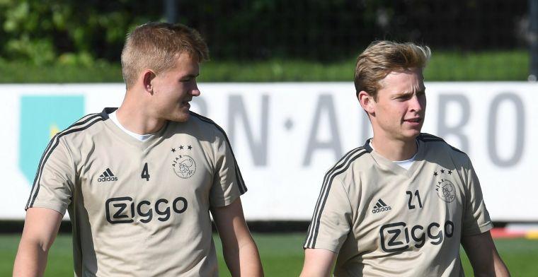 AS onthult scoutingslijstje Barça: één PSV'er en in totaal drie spelers van Ajax