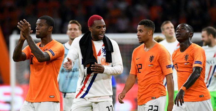 'Verlegen manneke' debuteert in Oranje: 'Snel bij een Europese topclub'