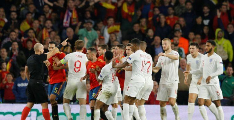 Engeland verbijstert Spanje in eigen huis: Sterling scoort weer na drie jaar