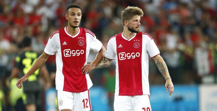 Update: Ajax bevestigt: international keert met liesblessure huiswaarts