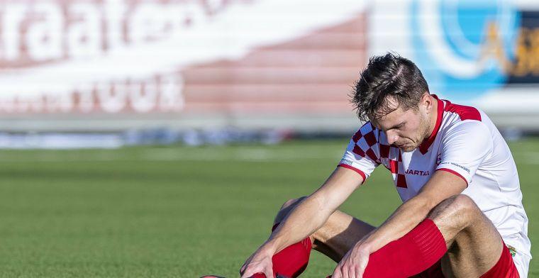 'Afgerekend op één wedstrijd': 'Ik had een goede back kunnen zijn voor Feyenoord'