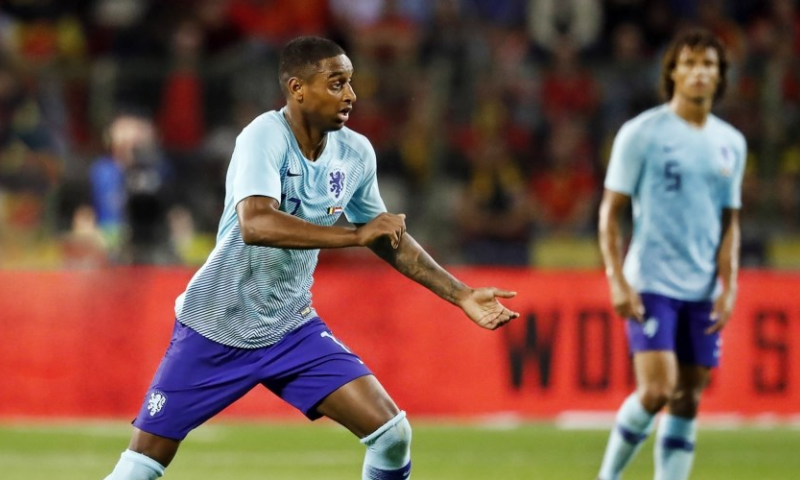 Afbeelding: Rosario helemaal niet blij met Oranje-debuut: