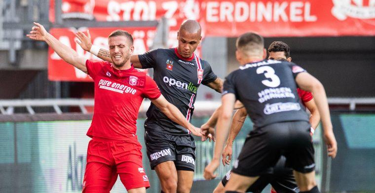 FC Twente-fans fluiten eigen speler uit: 'In de jeugd was hij fantastisch'