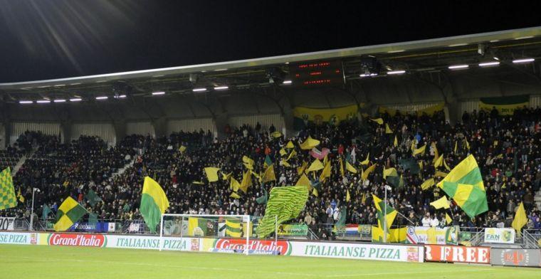 'Ajax-fans zijn al 12 jaar niet welkom, laten we daar minstens 112 jaar van maken'