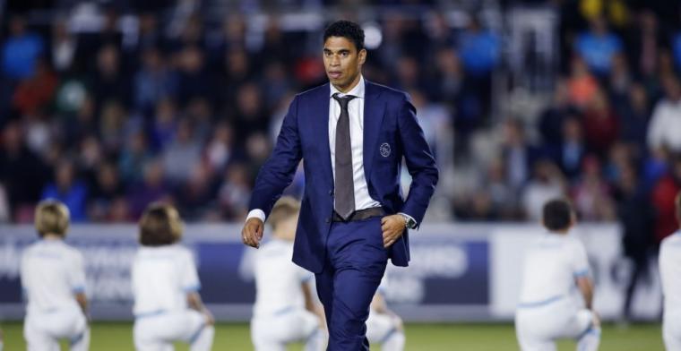 Trainer Jong PSV: Nee, daar kan ik niet zo van genieten. Het is niet mijn spel