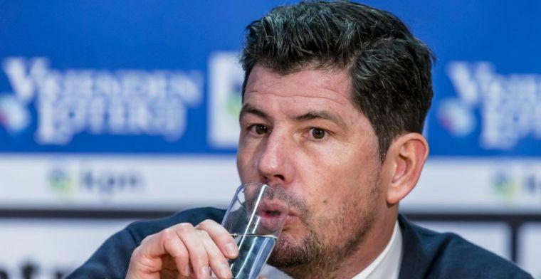 Van de Looi pareert kritiek over 'oude' spelers: 'Je kan het ook anders uitleggen'