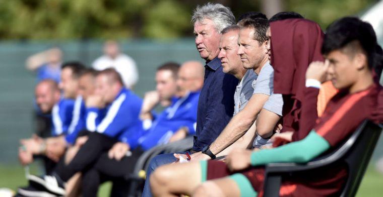 Vitesse verpest debuut Hiddink en geeft Chinese talenten pak slaag in Arnhem