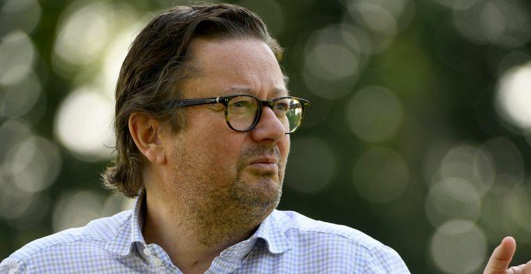 Anderlecht lijnrecht tegenover makelaar Henrotay: 'Coucke wil niet betalen'