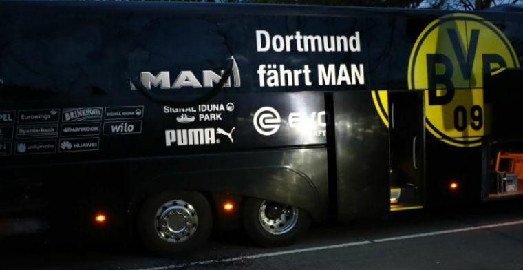 Busmaatschappij bedenkt absurde prijsvraag over aanslag op Dortmund-bus