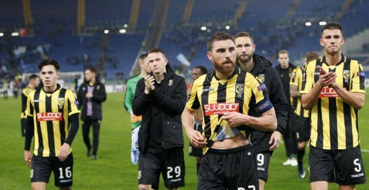 Kashia verklaart vertrek naar Verenigde Staten: 'Ik had het moeilijk bij Vitesse'
