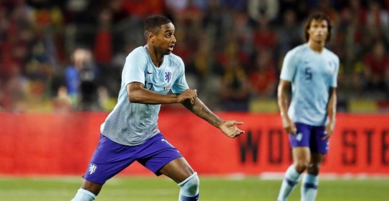 Rosario helemaal niet blij met Oranje-debuut: Daar baal ik wel van