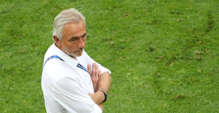Van Marwijk: 'Een geweldige interviewer, maar niet de grootste voetbalkenner'
