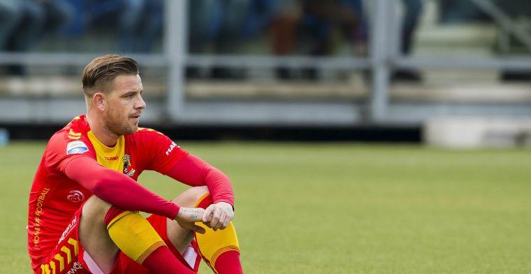 'NAC is in alles een veel mooiere club dan Willem II, heb spijt van mijn vertrek'