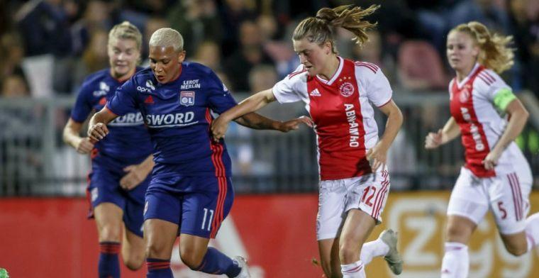 'Die supporters zijn voor Ajax, maar na mijn wissel klapten ze allemaal voor mij'