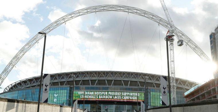 Megabod op Wembley ingetrokken: 'Het zorgde voor meer verdeeldheid dan verwacht'