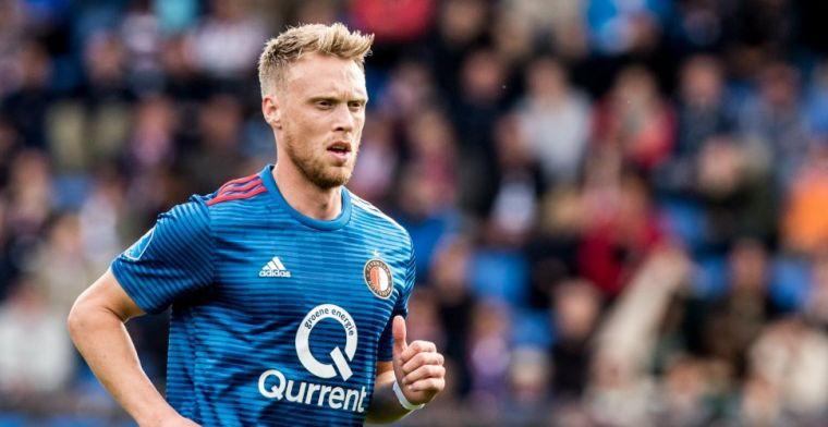 Van Bronckhorst geeft updates over vraagtekens: 'Nico wordt steeds fitter'