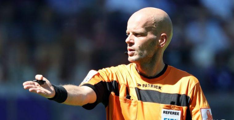 Einde carrière voor twee scheidsrechters door matchfixing-schandaal in België