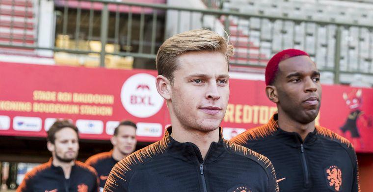 The Sun geeft knotsgekke draai aan Frenkie-mania: 'Ajax wil ruildeal met Gündogan'