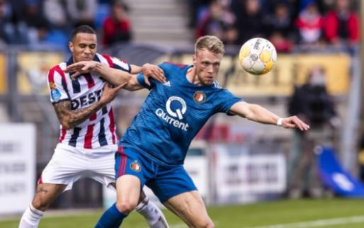 'Gevoel wat ik in eerste jaar bij Feyenoord had moet ik terug zien te krijgen'