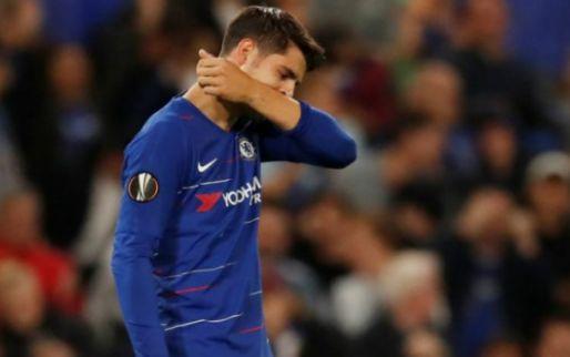 'Chelsea zegt vertrouwen op in Morata en heeft transferlijstje voor januari'