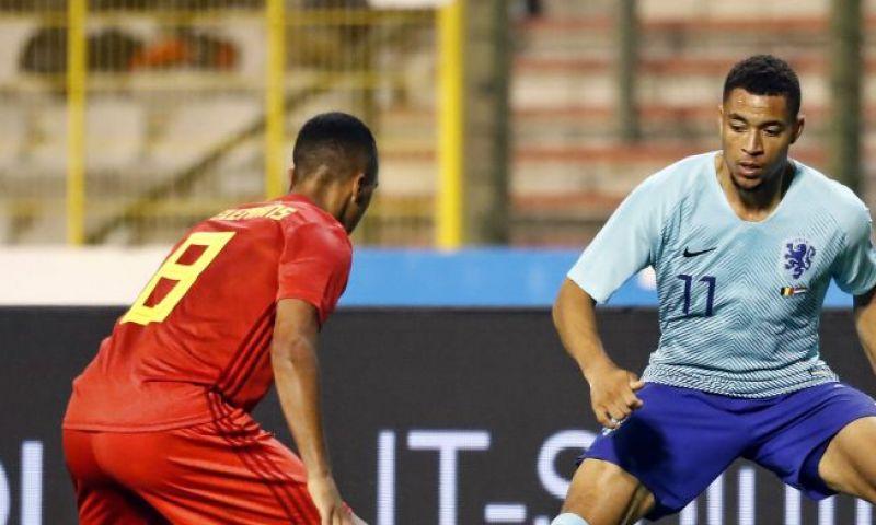 Afbeelding: Danjuma niet bezig met eigen doelpunt tegen België: