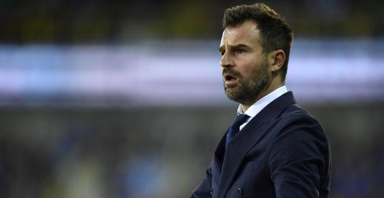 'Heel Club Brugge staat voor 200 procent achter Leko, hij komt weer terug'