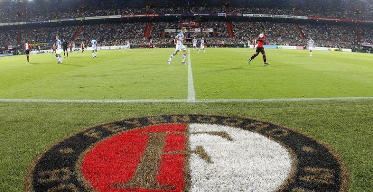 Geen Feyenoord-fans bij laatste training voor Ajax-uit: 'Geen gehoor aan gegeven'