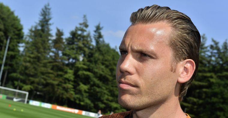 Slecht nieuws voor Club Brugge-speler: Zijn positie wordt er niet gunstiger op
