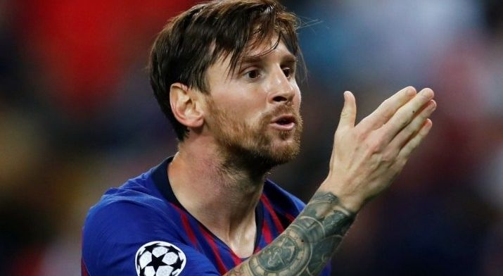 Messi coloca la primera piedra del SJD Pediatric Cancer Center de Barcelona