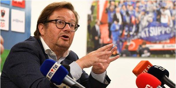 Neemt Coucke drastisch besluit na schandaal in Belgische voetbal?