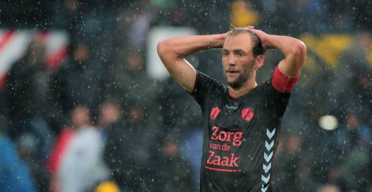 Janssen: Ik durf wel te stellen dat Jean-Paul al direct met 4-0 achterstond
